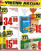 Interspar vikend akcija do 30.9.
