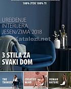 JYSK katalog Novi trendovi Jesen zima 2018