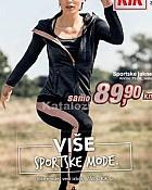 KiK katalog Više sportske mode