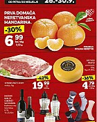 Konzum vikend akcija do 30.9.