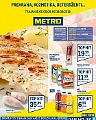 Metro katalog prehrana Osijek Varaždin do 3.10.