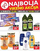 Plodine vikend akcija do 16.9.