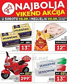 Plodine vikend akcija do 9.9.