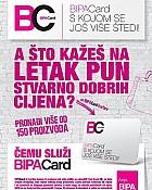 Bipa katalog BipaCard do 31.12.