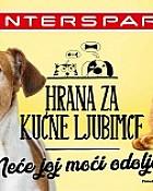 Interspar katalog Hrana za kućne ljubimce