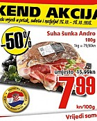 Interspar vikend akcija do 28.10.