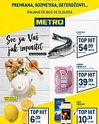 Metro katalog prehrana do 31.10.