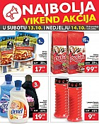 Plodine vikend akcija do 14.10.
