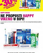 Bipa vikend akcija do 1.12.