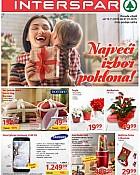Interspar katalog Pokloni 2018
