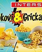 Interspar katalog Sokovi i grickalice
