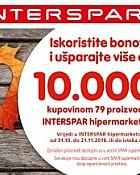 Interspar kuponi neprehrana do 21.11.