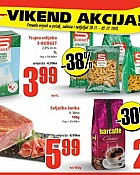 Interspar vikend akcija do 2.12.