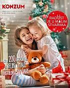 Konzum katalog Igračke 2018