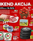 Konzum vikend akcija do 11.11.