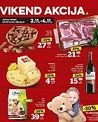 Konzum vikend akcija do 4.11.