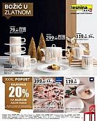 Lesnina katalog Čarolija Božića 2018