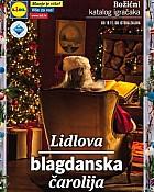 Lidl katalog Blagdanska čarolija igračke
