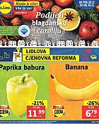 Lidl katalog Tržnica do 5.12.