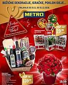 Metro katalog Božićna ponuda 2018