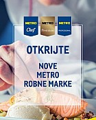 Metro katalog Nove robne marke