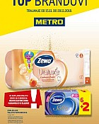 Metro katalog Top brandovi do 28.11.