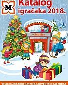 Muller katalog Igračke 2018