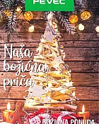 Pevec katalog Naša božićna priča