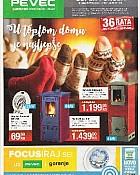 Pevec katalog Super ponuda studeni 2018