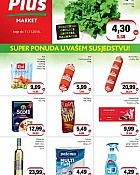 Plus market katalog do 11.11.