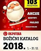 Chipoteka katalog Božić 2018