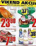 Interspar vikend akcija do 9.12.