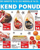 Kaufland vikend akcija do 16.12.