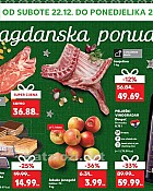 Kaufland vikend akcija do 24.12.