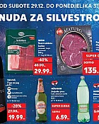 Kaufland vikend akcija do 31.12.