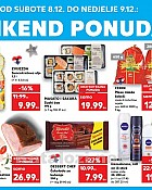 Kaufland vikend akcija do 9.12.