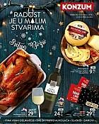 Konzum katalog Blagdanski vodič 2018