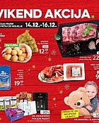 Konzum vikend akcija do 16.12.