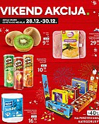 Konzum vikend akcija do 30.12.