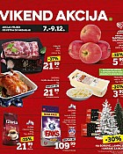 Konzum vikend akcija do 9.12.