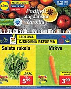 Lidl katalog tržnica do 12.12.