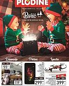 Plodine katalog Božić dekoracije, pokloni, igračke