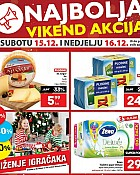 Plodine vikend akcija do 16.12.