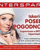 Interspar kuponi siječanj 2019