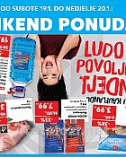 Kaufland vikend akcija do 20.1.