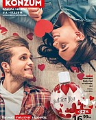 Konzum katalog Valentinivo 2019