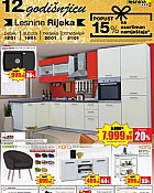 Lesnina katalog Osijek popusti do 21.1.