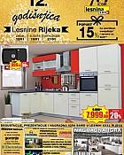 Lesnina katalog Rijeka godišnjica do 21.1.