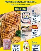 Metro katalog Prehrana do 23.1.