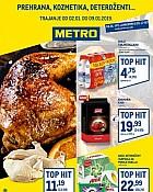 Metro katalog prehrana do 9.1.